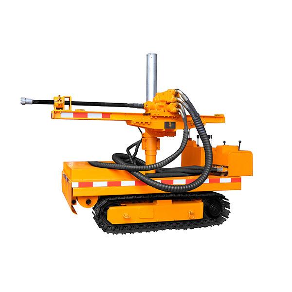 ZQLC系列气动履带式钻车