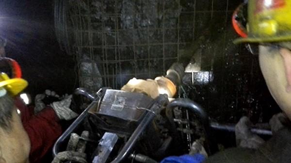 掘进面煤层探瓦斯钻机(短探)配置实施方案