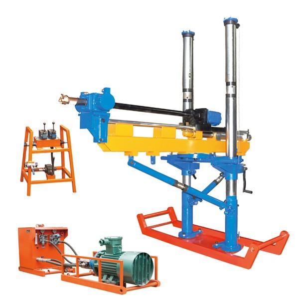 ZYJ-1000/180系列架柱式液压回转钻机